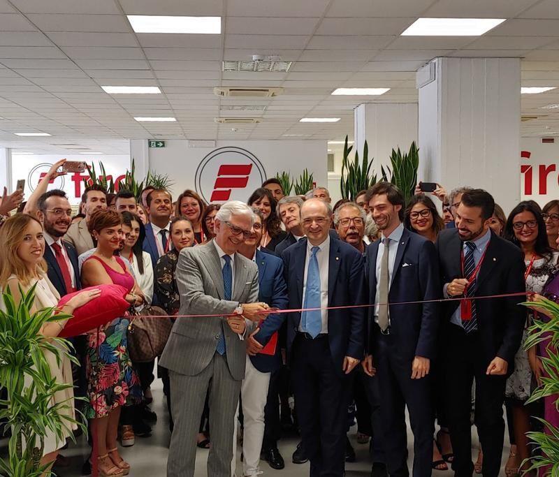 """Fire-inaugura-la-sua-nuova-sede-a-Palermo.-Sergio-Bommarito:-""""Continua-la-crescita-del-Gruppo-in-Europa-e-in-Sicilia""""."""